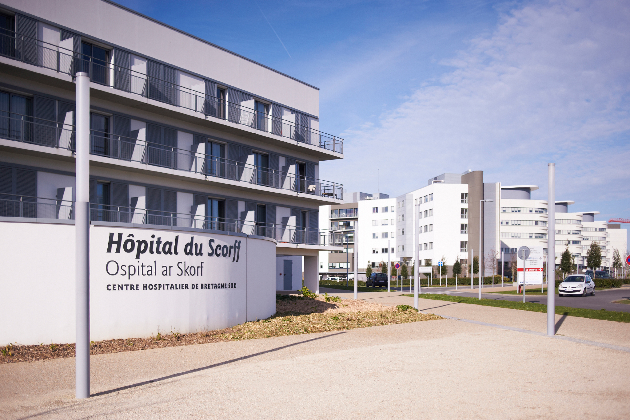 Reportage photo clinique lorient