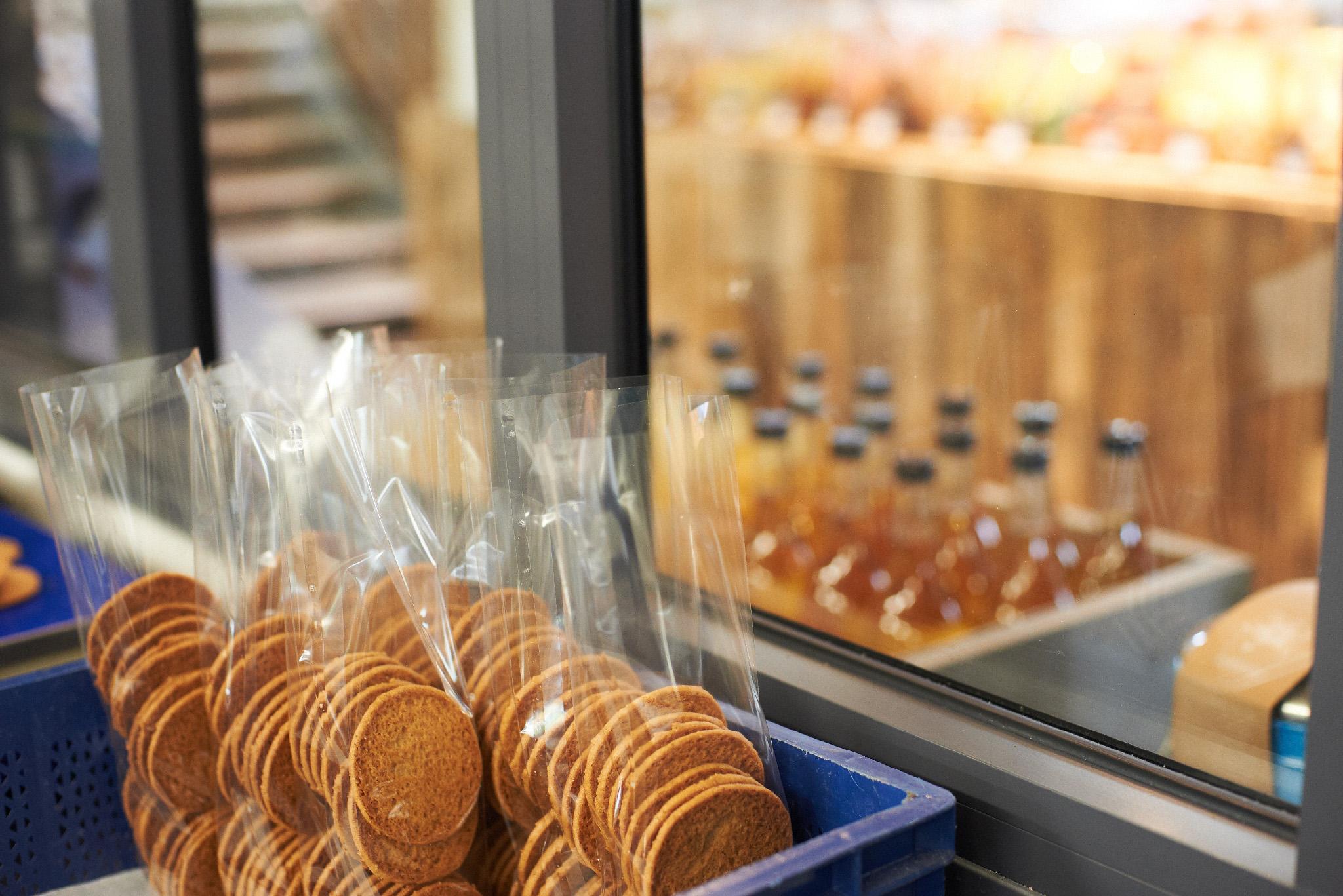 Photographie Biscuiterie Le Hangar Ploermel